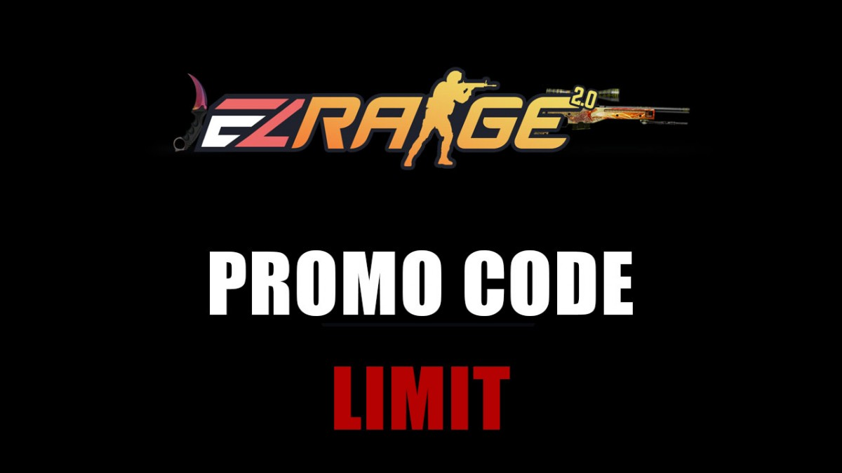 """Read more about the article EZRage: """"Referral Promo Code: limit (Bonus: +5% on your deposits)"""""""