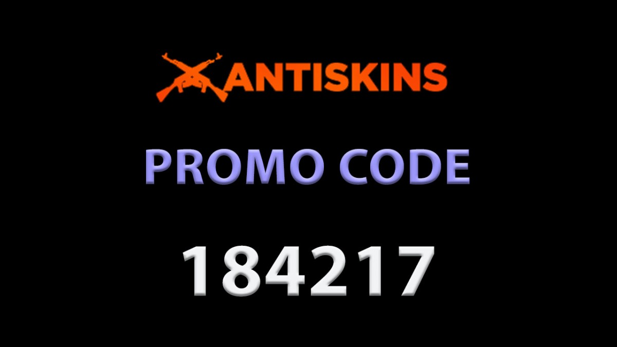 """Read more about the article Antiskins CSGO Gambling Free Case: """"Promo Code: 184217"""""""