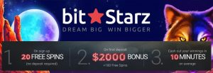 """Read more about the article BitStarz 2021 Referral Bonus Code: """"Bitcoin Casino Free Slots Spins Promo Coupon"""""""