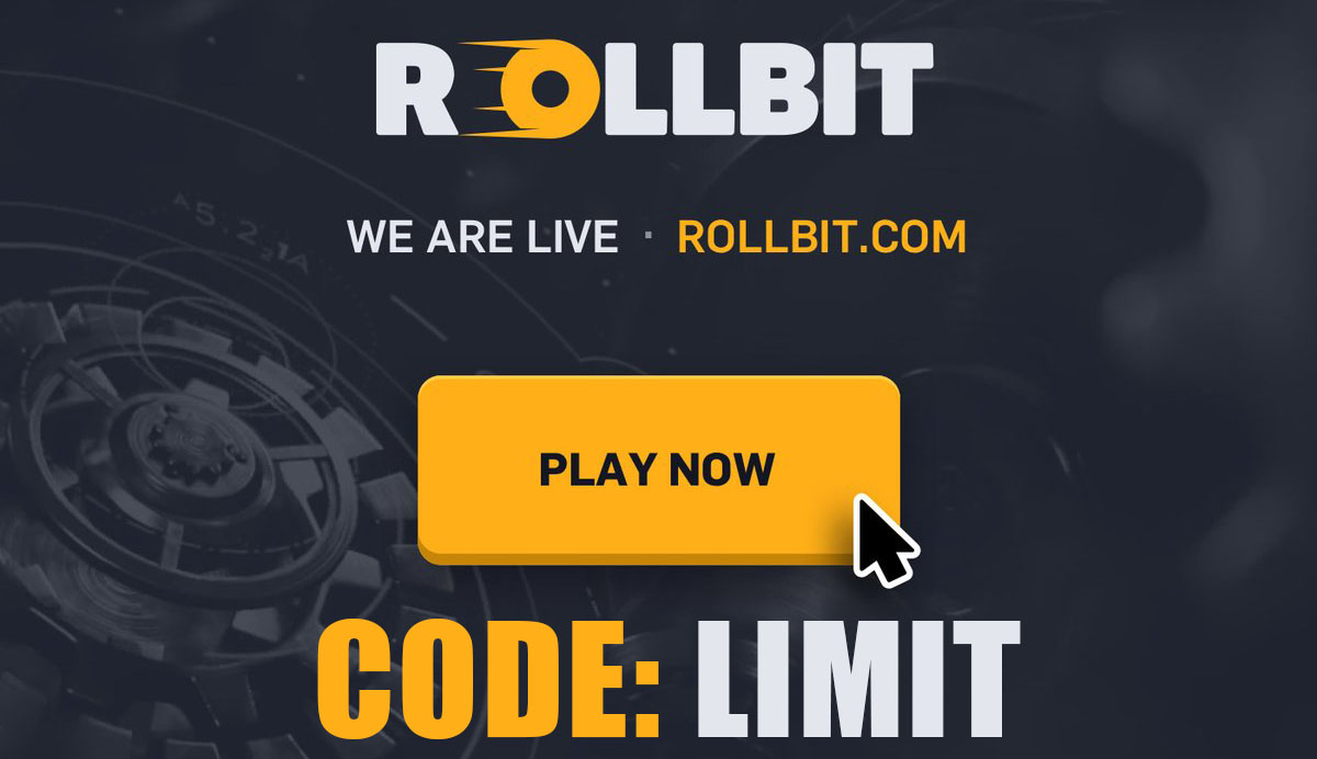 Read more about the article Rollbit Promo Code 2021 (Gambling Casino Referral Code)