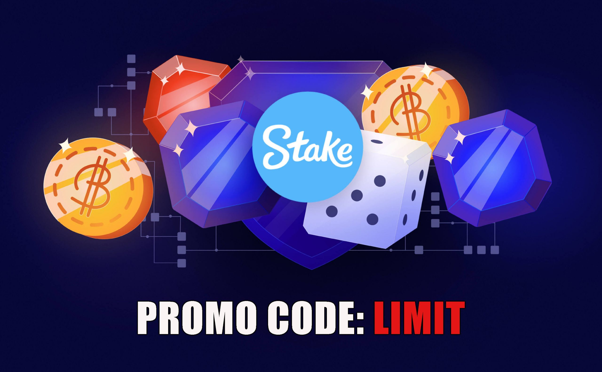 Read more about the article Stake.com Casino Referral Bonus Promo Code 2021 (Free Bitcoin Sign Up Coupon)