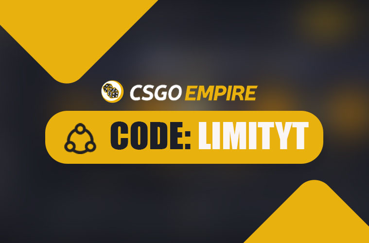 Read more about the article CSGOEmpire Referral Promo Code 2021 (Free Sign up Bonus Coupon)
